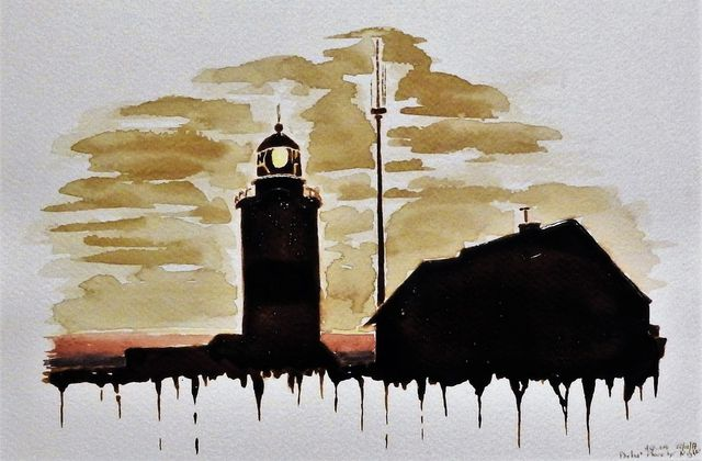 Phare by Night
