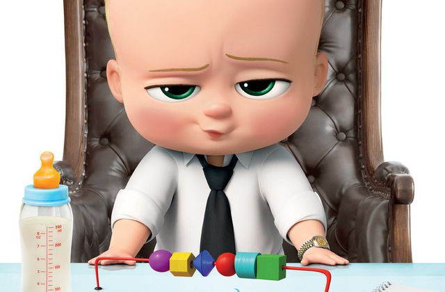 Baby Boss - 2017, Tom McGrath
