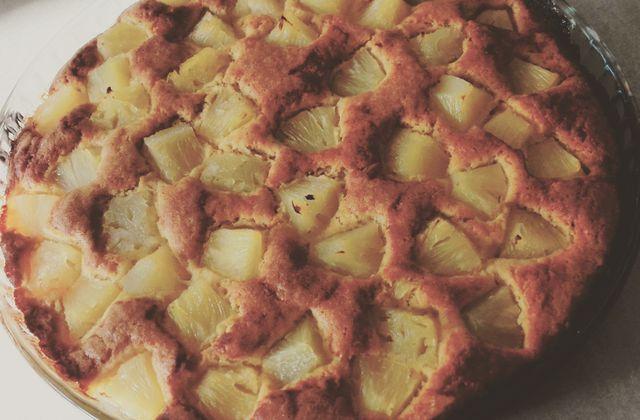 Mon Gâteau à l'Ananas / Rhum / Cannelle