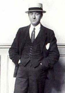 Léo Fontan , celui qui donna un visage à Arsène Lupin: