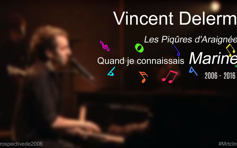 Vincent Delerm - Marine