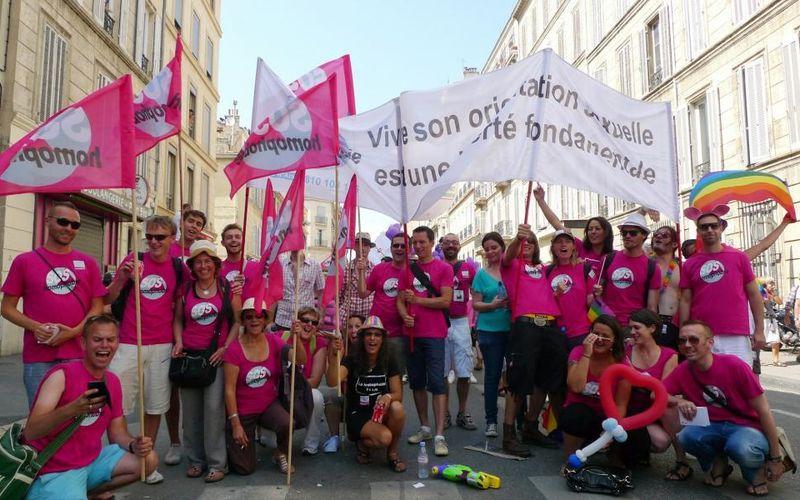 Rose rencontre SOS Homophobie Lyon - PAROLES D'ENGAGÉS E04
