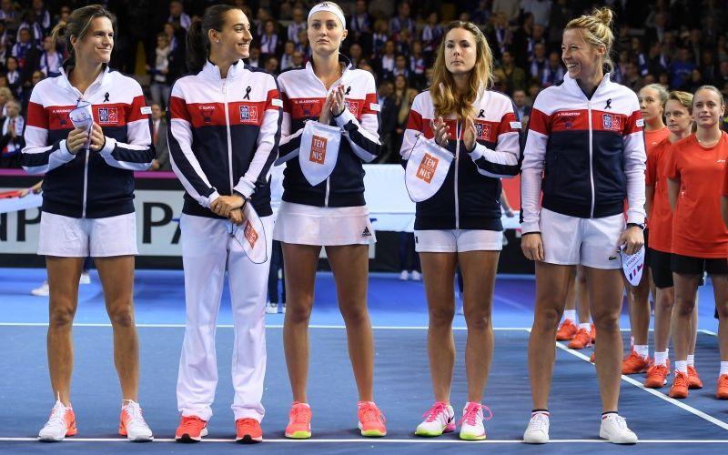 La République Tchèque met fin aux espoirs d'une équipe de France courageuse