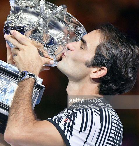 Federer, encore un peu plus dans la légende