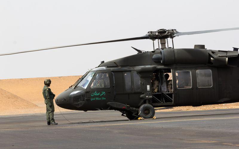 Un hélicoptère UH-60 Black Hawk saoudien a été abattu par un tir-ami au Yémen