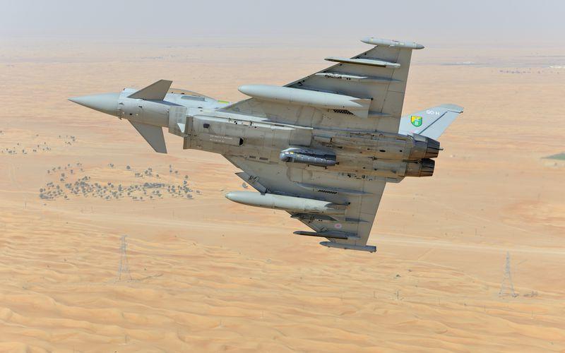 Le Qatar envisage d'acquérir 24 Eurofighter Typhoon