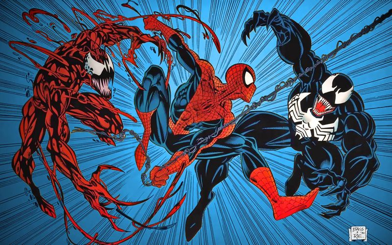 Maximum Carnage - tome 1 review.