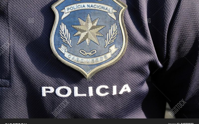 Sal Rei - Boa Vista  : Policia National