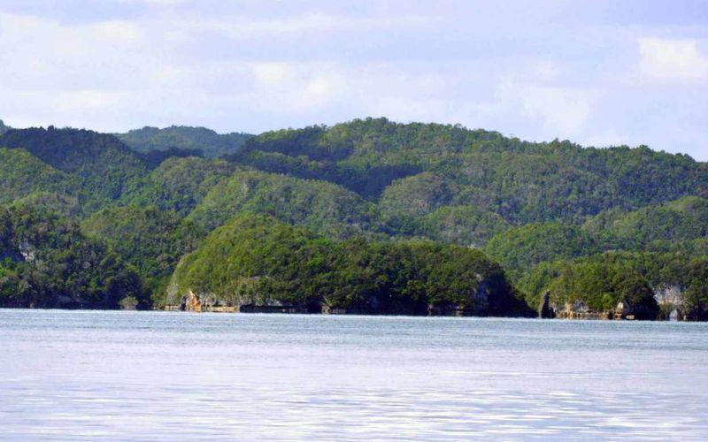 Los Haitises :la  nature à l'état originel