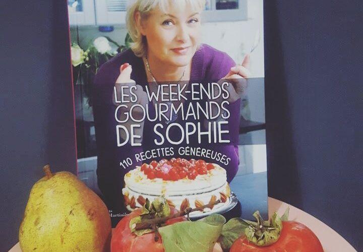 Les Week-ends gourmands de Sophie : Cookies cake