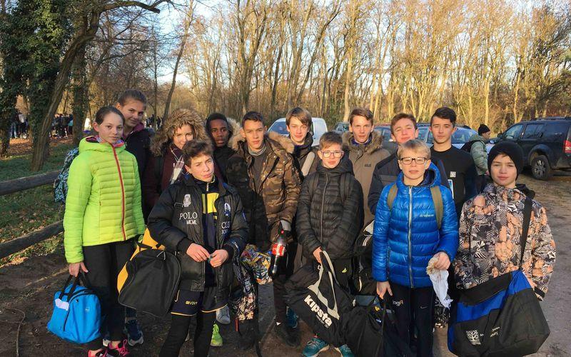UNSS : Championnats du Bas-Rhin de cross