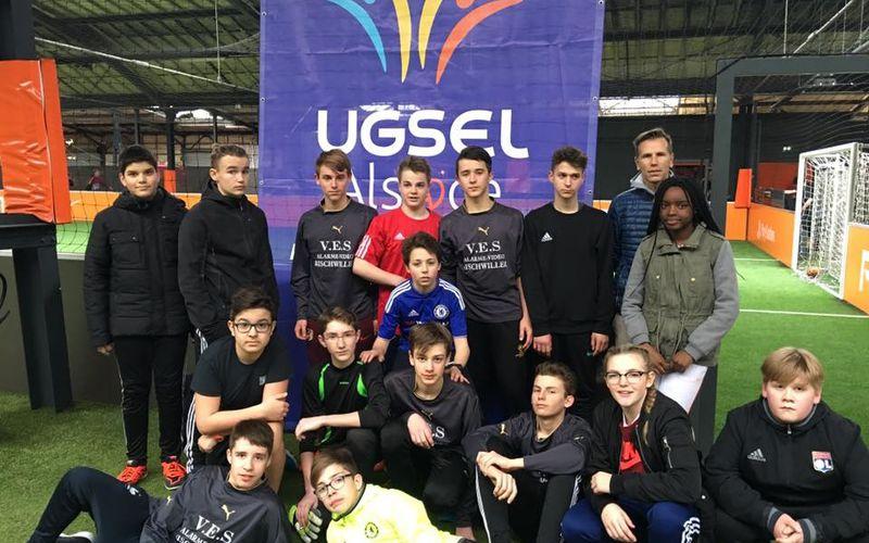UGSEL Urban soccer