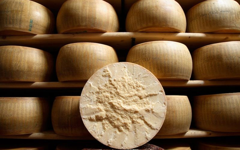 Fiera del parmigiano a Collecchio