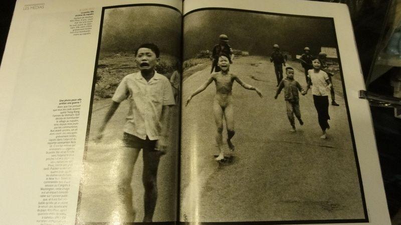La mort du Photographe de guerre Monsieur JOHN MORRIS.