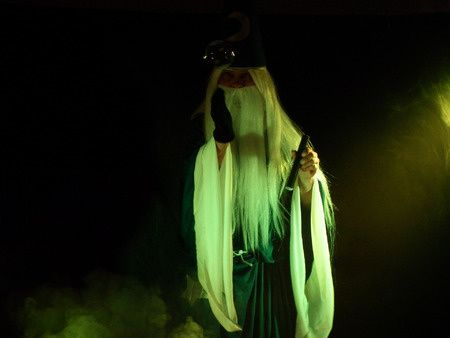 Spectacle Magie de Merlin à Gigean