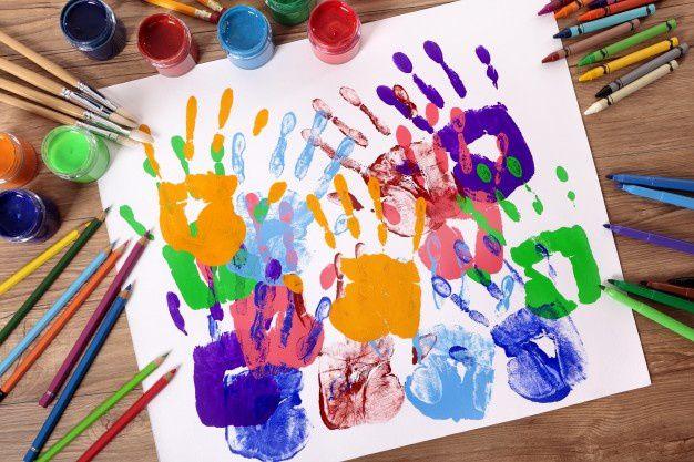 kit  histoire de l'art pour les maternelles