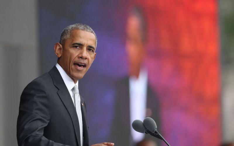 [Vidéo] Obama inaugure un musée sur l'histoire afro-américaine