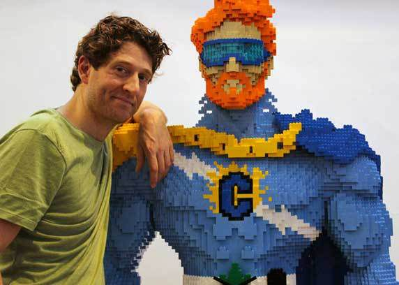 [Art of bricks] Le lego artistique !