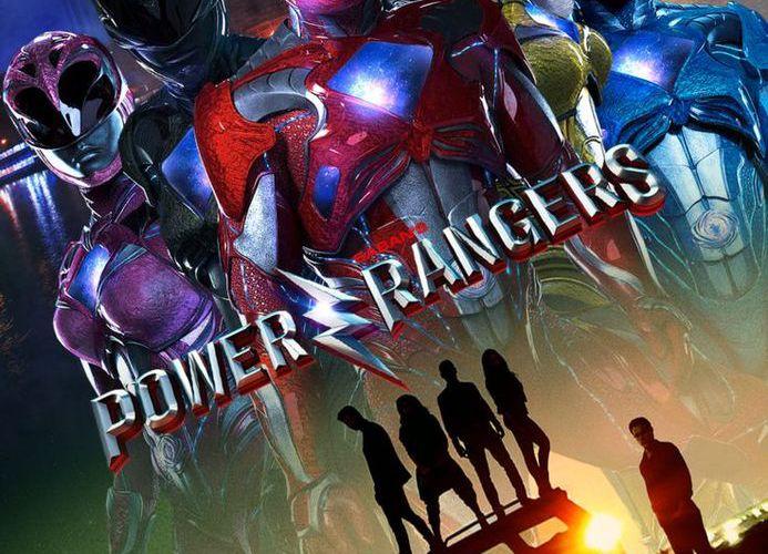 Aperçu : Power Rangers (2017)