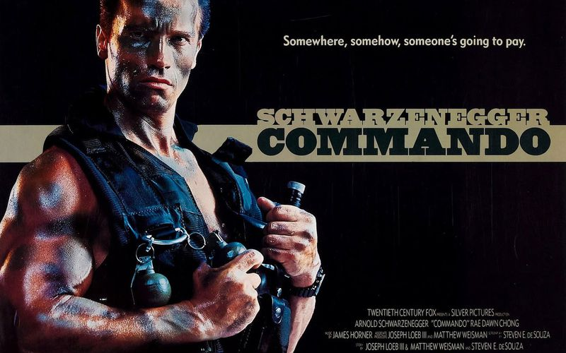 Critique : Commando