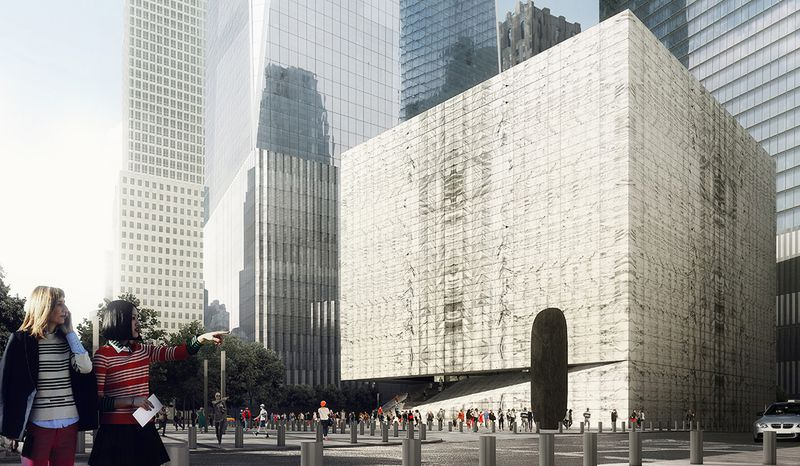 RONALD O.PERELMAN PERFORMING ARTS CENTER / WORLD TRADE CENTER  NYC BY REX ARCHITECTS