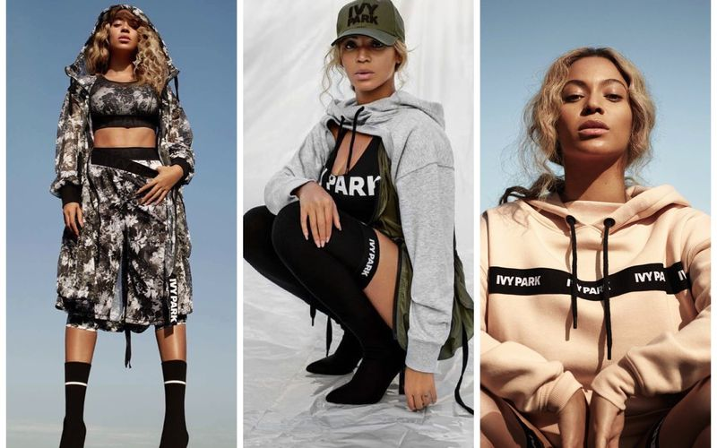 IVY PARK SPRING/SUMMER 2017 COLLECTION BY BEYONCE