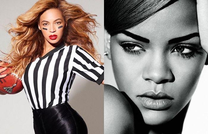 Beyoncé VS Rihanna : La guerre des fans est déclarée