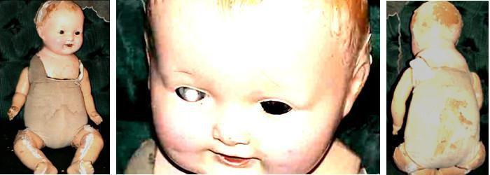 TOP15 Des poupées les plus effrayantes et les moins connues du monde