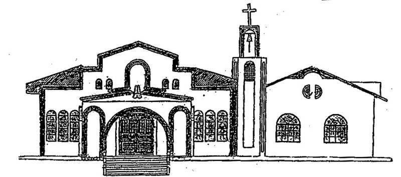 MORE CHURCHES less Christians…