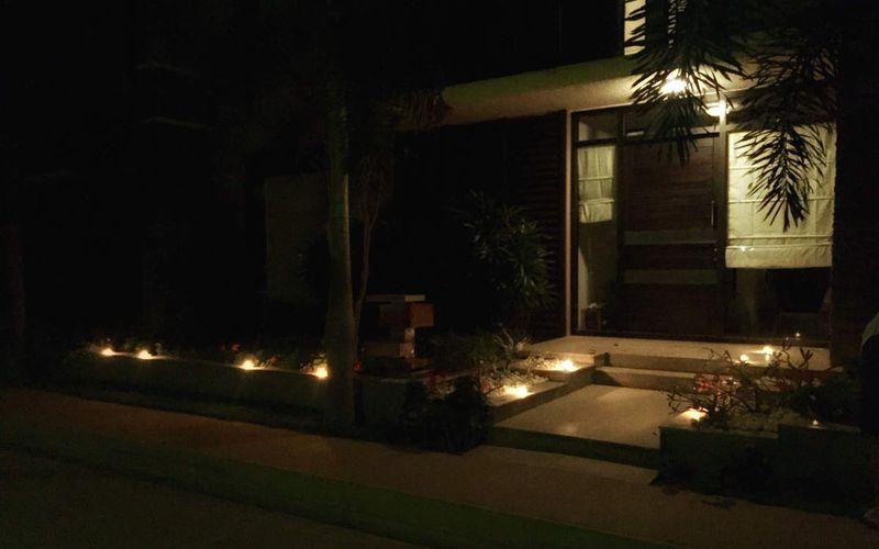 Diwali ma maison
