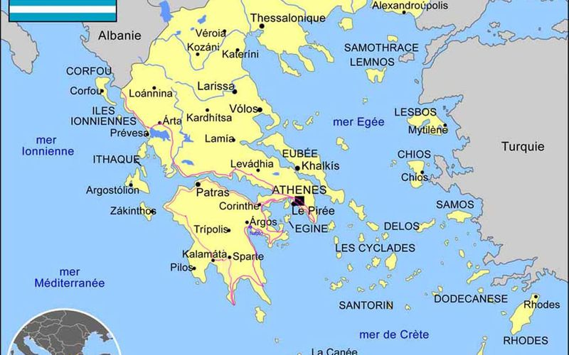 Noémie commente la Grèce...