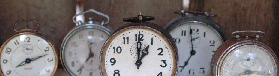 Le temps passe si vite...