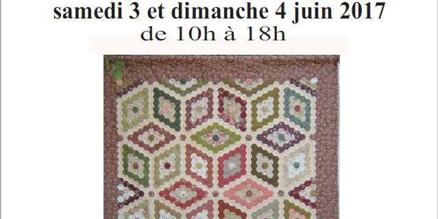 Exposition les 3 et 4 juin à la Maison de Provinces - Orléans