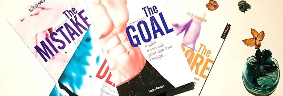 Off-campus, tome 4 : the goal - Elle Kennedy