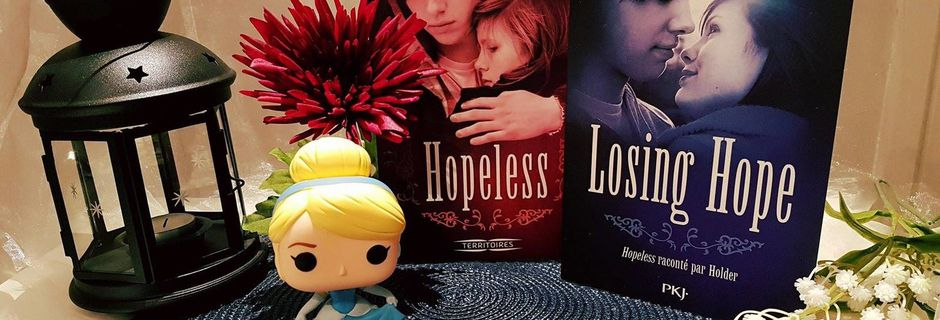 Hopeless, tome 2 : losing hope - Colleen Hoover