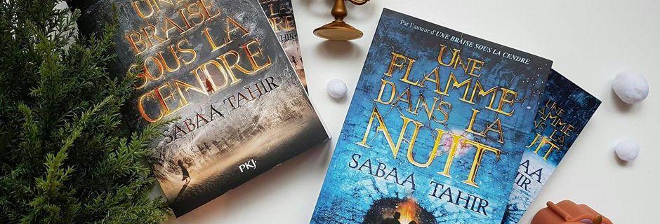 Une braise sous la cendre, tome  : une flamme dans la nuit - Sabaa Tahir