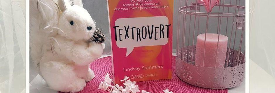 Textrovert - Lindsey Summers