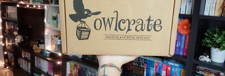 Unboxing Owlcrate ! (n°1)