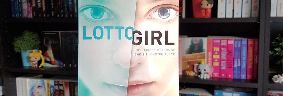 Lotto Girl - Georgia Blain