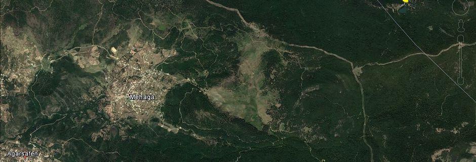 Mehaga, un village de kabylie