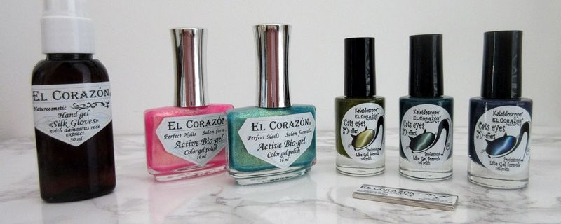 News Vernis El Corazon®