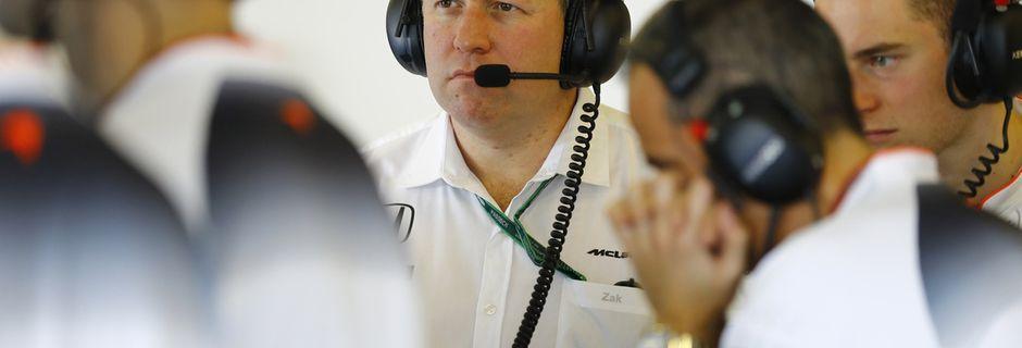 McLaren espère gagner un titre avant la fin de la décennie