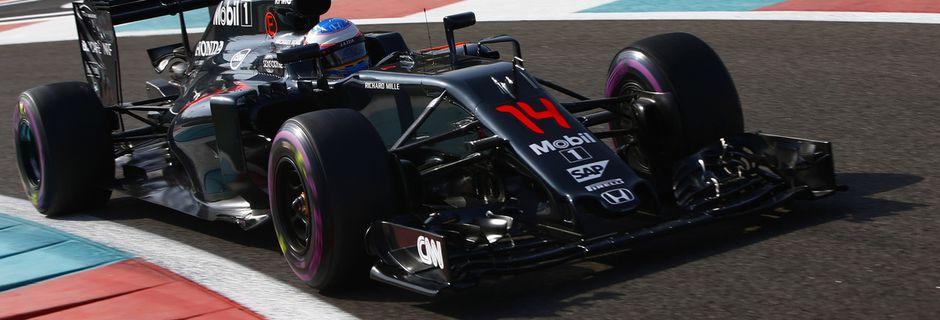 Du changement chez McLaren