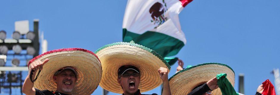 Sergio Perez s'engage contre Donald Trump