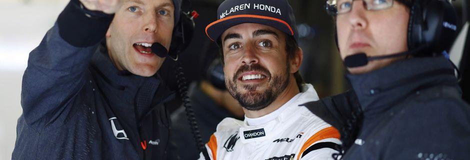 Fernando Alonso manquera le Grand Prix de Monaco au profit des 500 miles d'Indianapolis