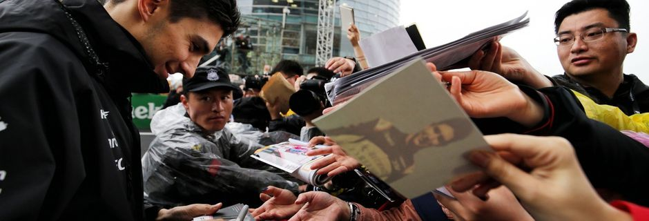La F1 veut investir dans le marketing en Chine avec Lagardère