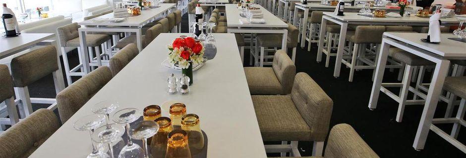 Force India remeuble son hospitalité dans le Paddock Club avec Vonhaucke