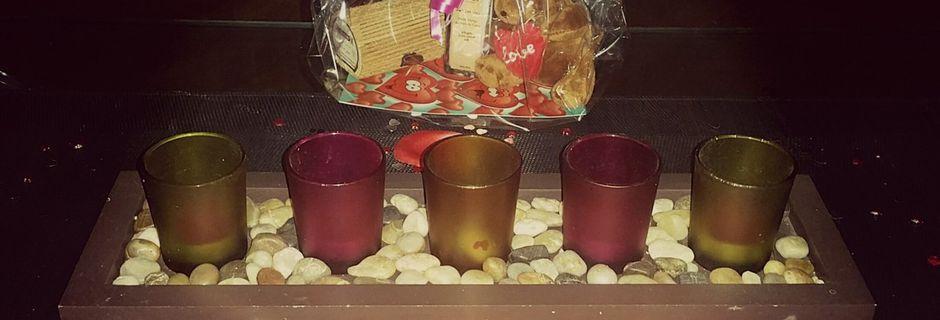 """Coffrets St Valentin """"Le Palais de Sawsaw"""""""