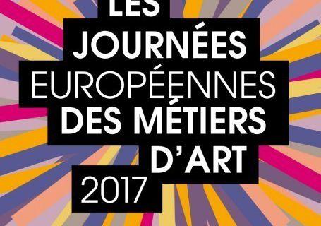 JOURNÉES EUROPÉENNES DES MÉTIERS D'ART EN IMAGES