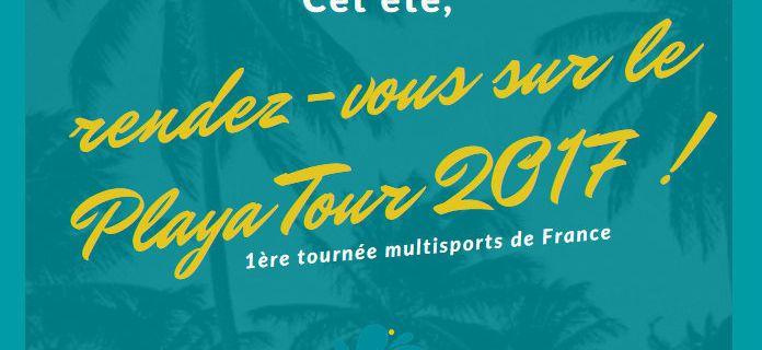 PLAYA  TOUR – UFOLEP  EN  IMAGES